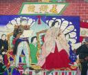 『内国勧業博覧会 開場御式の図』(楊洲周延画 明治十年)